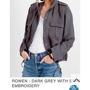 Rails Beaded Jacket NWT